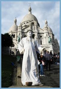 Mime Montmartre