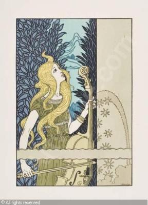 grasset-eugene-samuel-1841-191-la-violoncelliste-1451113